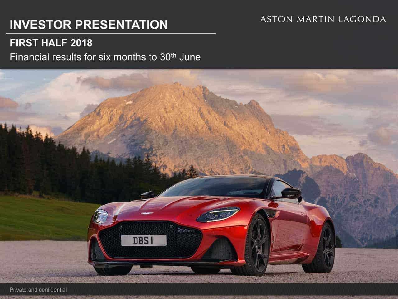 The Aston Martin Ipo How 007 Glamour Blinded Gullible Investors Undervalued Shares