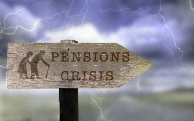 Looking forward to your pension? Time to wake up to the truth