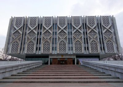 Everyday life in Uzbekistan