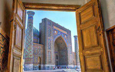 Uzbekistan – the door is now wide open for you