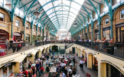 Invest in what you know – how about Covent Garden?