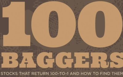 100-Baggers: Free book for new Members (while stocks last)