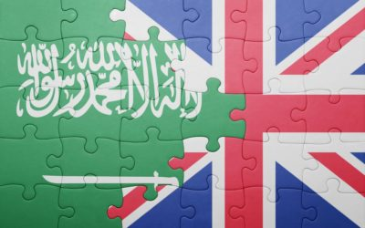 The Saudis want a chunk of Britain – and my readers are making money off it!