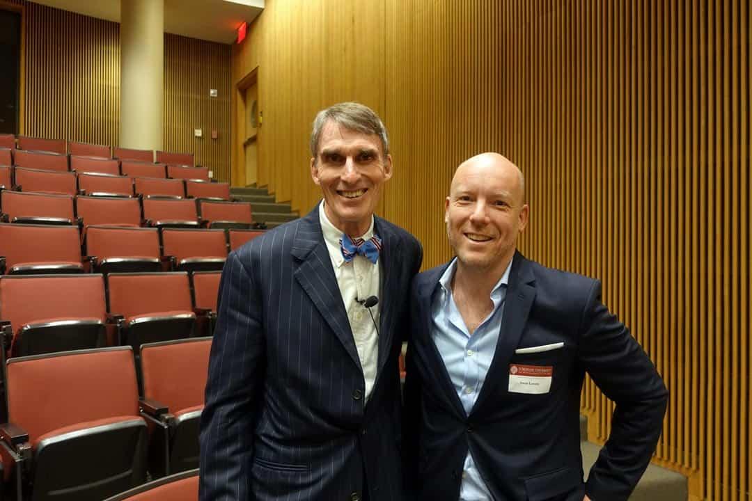 Jim Grant meets Swen Lorenz