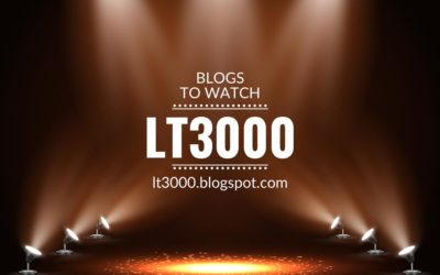 Blogs to watch (part 2): LT3000