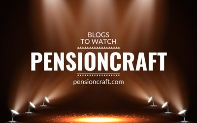 Blogs to watch (part 4): PensionCraft