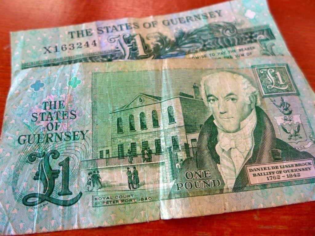 Channel Islands pound sterling