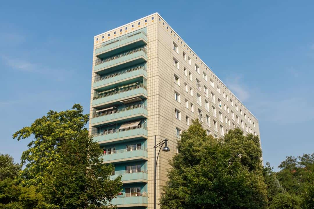 German housing projects