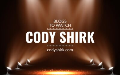 Blogs to watch (part 6): Cody Shirk