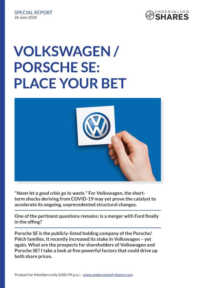Volkswagen Porsche SE