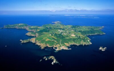 Sark – a small island goes viral (and a new 51-minute video)