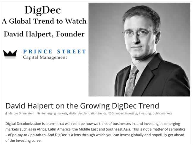 David Halpert interview