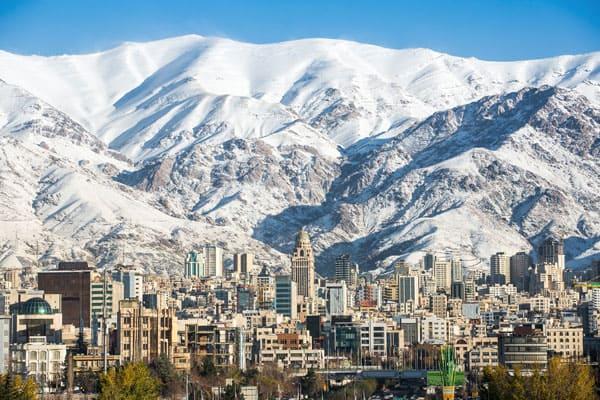 Tehran ski-resort
