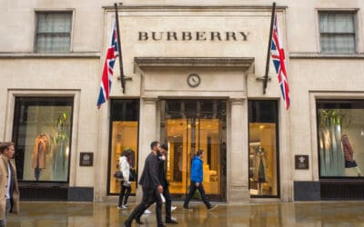 Burberry – the next takeover target?