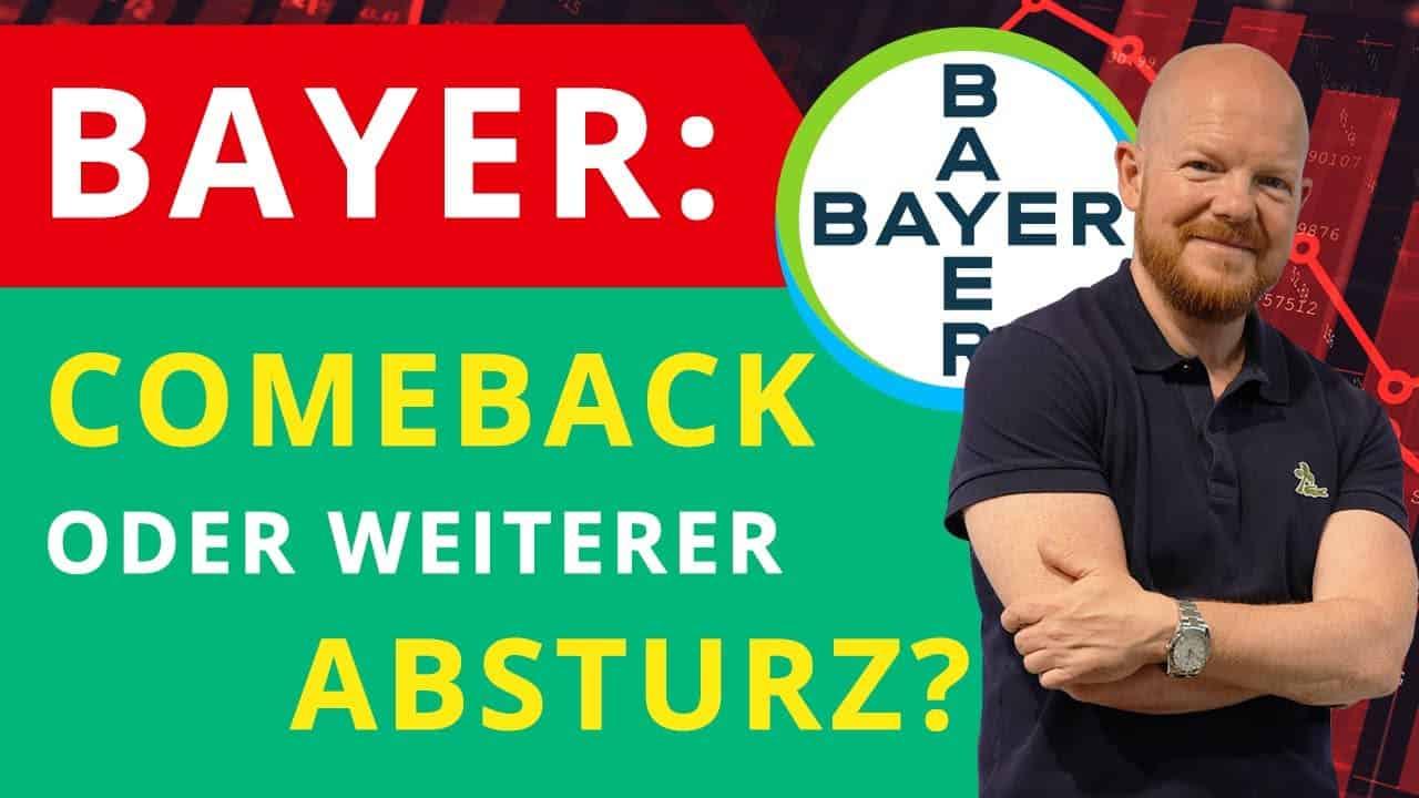 YoutTube Bayer AG